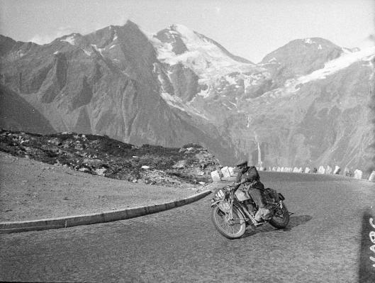 photo - #148 G Eighteen Matchless 347cc ISDT 1939 (Courtesy Technisches Museum Wien)