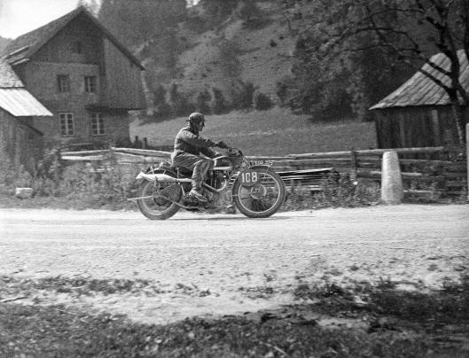 photo - WA West Ariel 497cc ISDT 1939 (Courtesy Technisches Museum Wien)