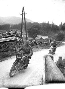 photo - #116 JH Arnott BSA 496cc ISDT 1939 (Technisches Museum Wien)