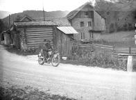 photo - #135 GE Rowley AJS 347cc ISDT 1939 (Technisches Museum Wien)