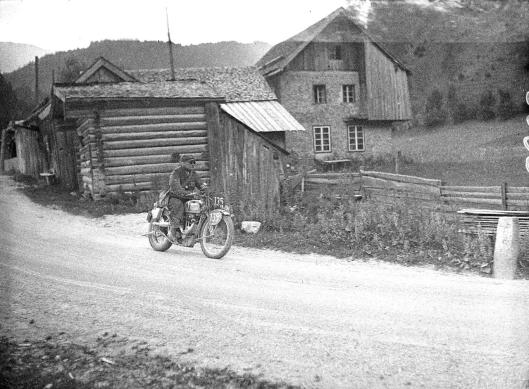 photo - #135 GE Rowley AJS 347cc ISDT 1939 (Courtesy Technisches Museum Wien)
