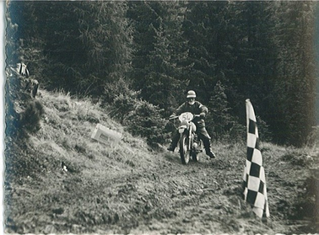 Photo - #54 Jolao Strenghetto 125cc Capriolo of Italy Trophy Team ISDT 1960