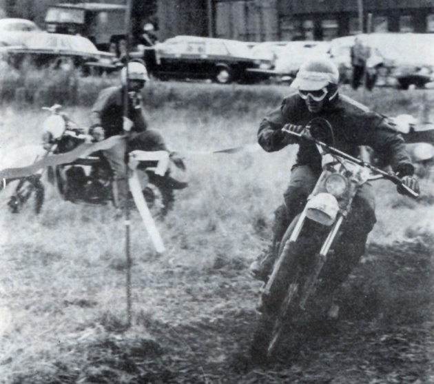 Photo - #261 Zloch of the Czech Trophy teamISDT 1978