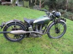 Percy Sivell's BSA JB25 Empire Star Competition 1938 ISDT