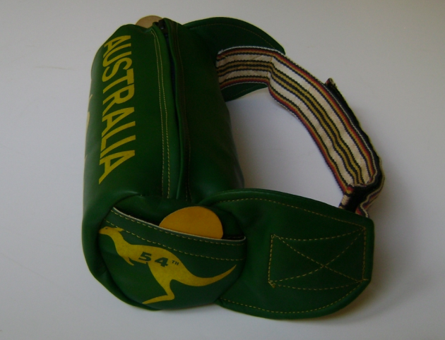 Photo - Team Australia Tool Bag as worn by Geoff Ballard ISDT 1979