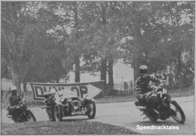 Photo - ISDT 1933 (from Speetracktales Archive)