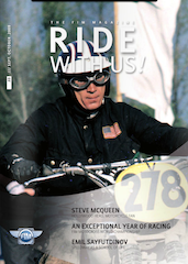 Image of cover of Ride with Us by FIM