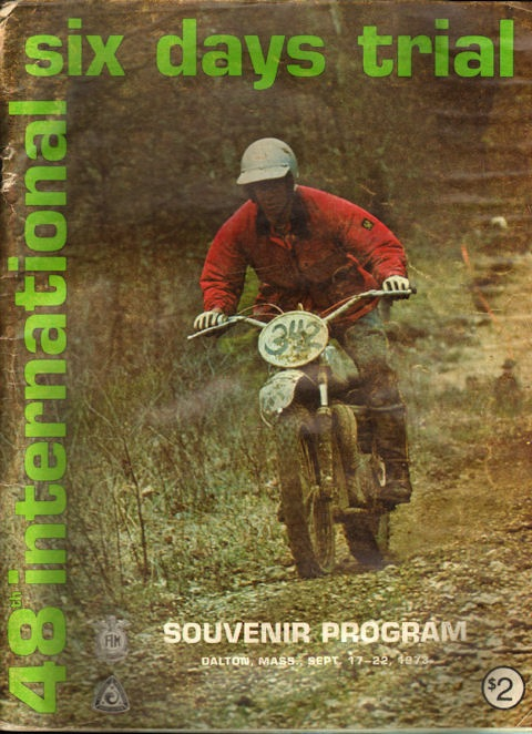 ISDT 1973 - USA (1/6)