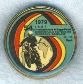 Photo ISDT 1979