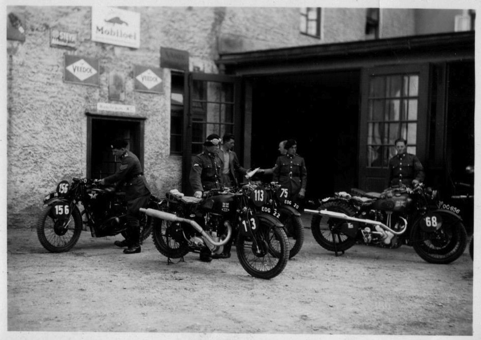 Appeal: Help us find the Pre War ISDT BSA's (1/4)