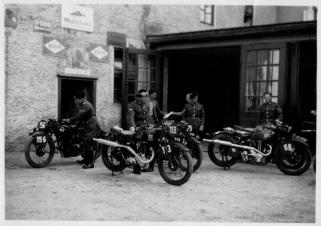 Army Team ISDT 1939