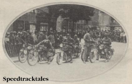 Photo - ISDT 1930 (IImage Morton's Archive)