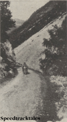 Photo - ISDT 1930 (Image Morton's Archive)