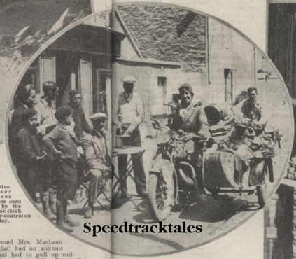 Photo - ISDT 1930 (Image Speedtracktales Archive)