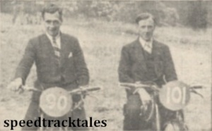 photo - #90 J Bovee (494 B.M.W) (Holland) A.P v Hamerveld (494 BMW) Holland - ISDT 1938 (Mortons Archive)