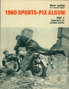 Cover 1960 Sports Pix Album