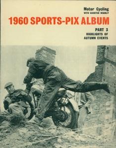Cover 1960 Sports Pix Album