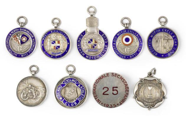 Bradley Medals