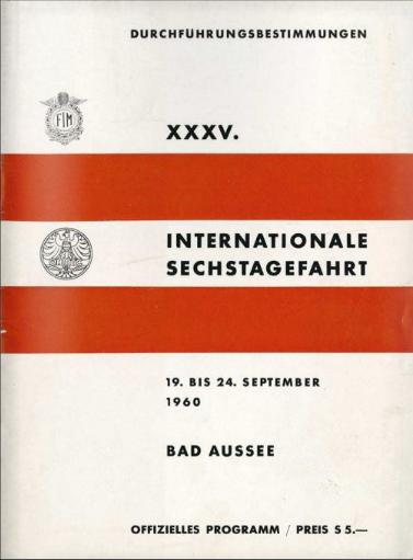 ISDT 1960 - Austria (2/6)