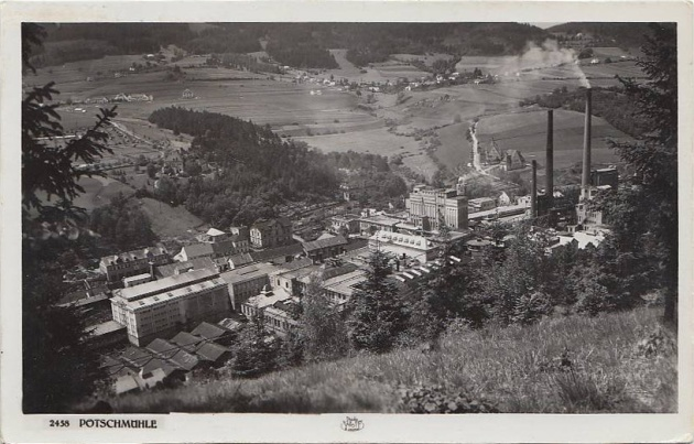 Image - Papermill at Potschmule