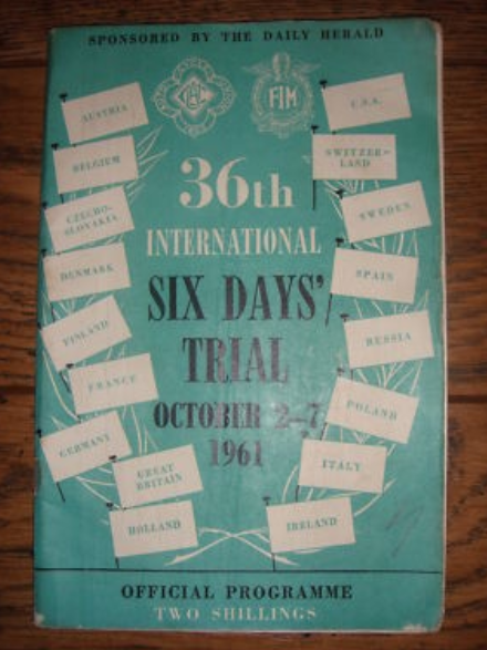 ISDT 1961 - Wales (1/6)