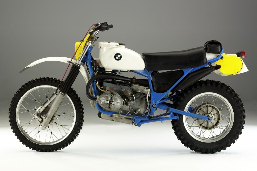 Rolf Witthoeft's 1980 ISDT Works BMW GS 900  (1/6)