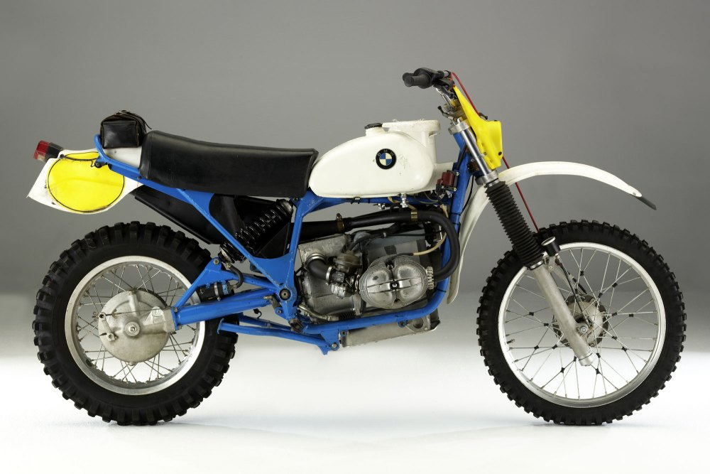 Rolf Witthoeft's 1980 ISDT Works BMW GS 900  (2/6)