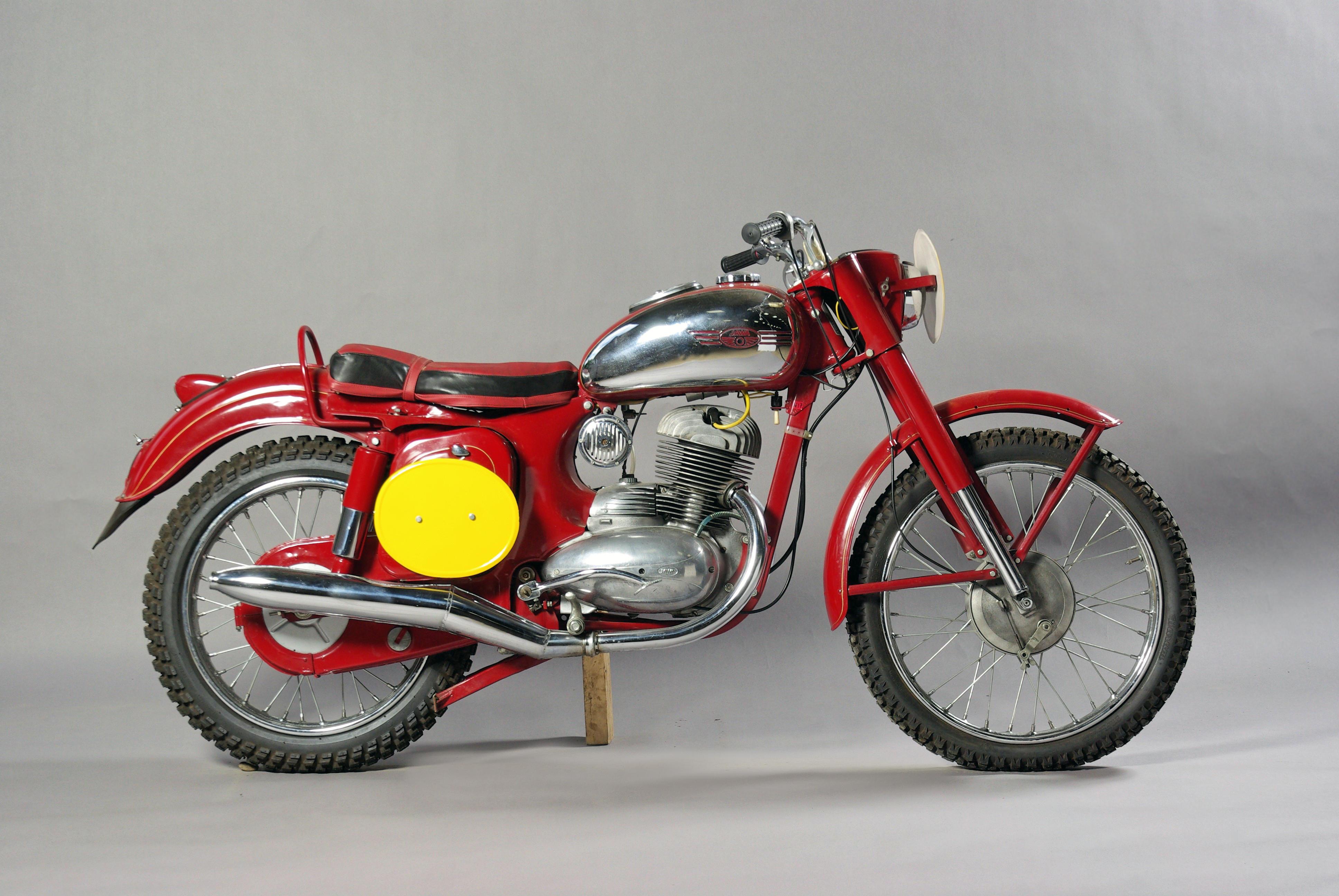 1961 Jawa 250cc Type 553 ISDT