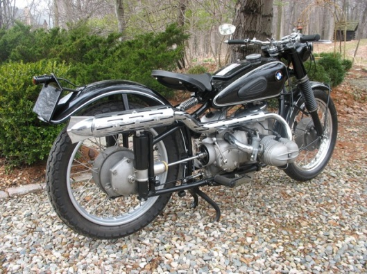 Photo ISDT BMW R68 Gelandesporte Replica