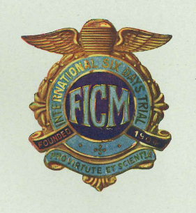 The original emblem of the FICM
