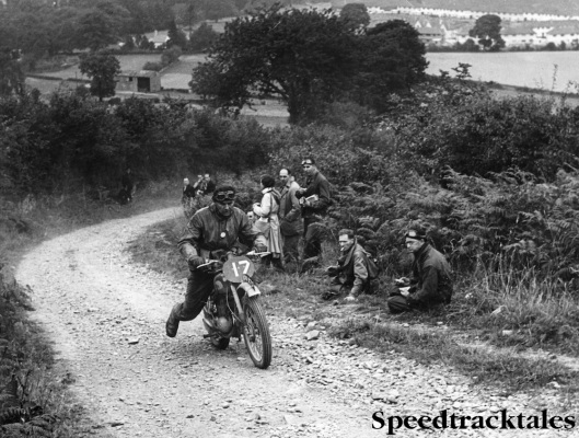 Photo - ISDT 1949