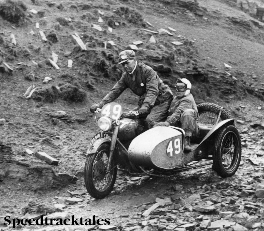 Photo - ISDT 1950