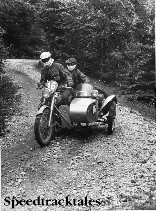 Photo - ISDT 1951