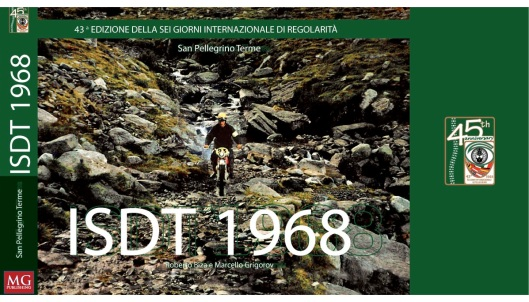 Image - front cover of ISDT1968 book