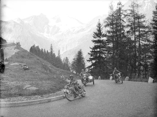 Photo - #64 H Tozer BSA 496cc ISDT 1939 (Courtesy Technisches Museum Wien)