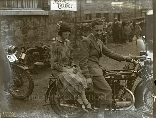 ? - tpt transport bike trial test man lad bloke male boy guy woman girl lady female Mcleans