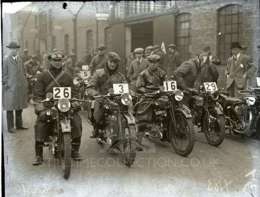 ? - tpt transport bike trial test james team group members illegible