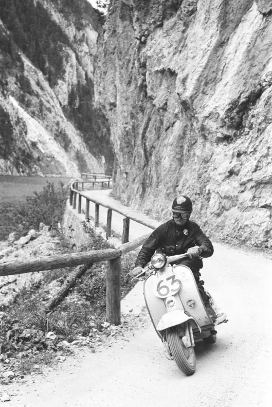 Photo - #63 Alan Kimber ISDT 1960 © Erwin Jelinek/Technisches Museum Wien