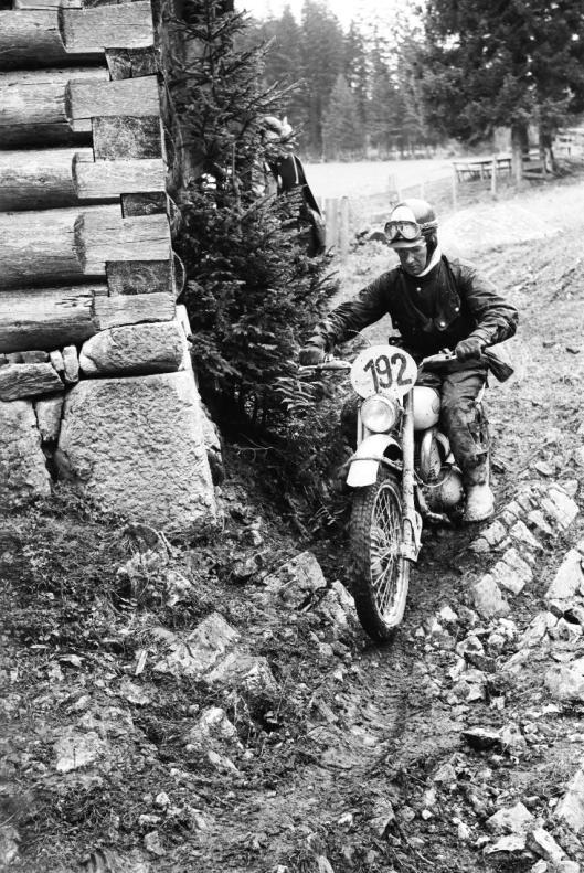 Photo - #191 G Edwards Greeves 250cc ISDT 1960 © Erwin Jelinek/Technisches Museum Wien