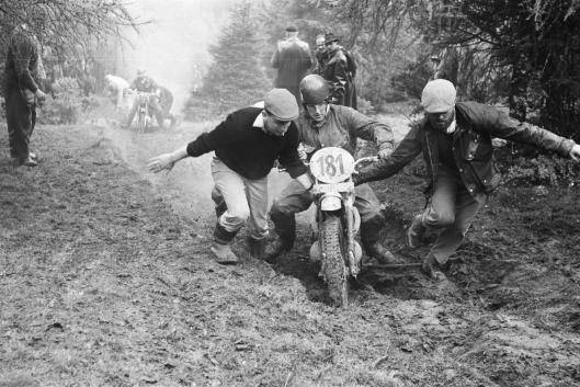 Photo - #181 AW Glassbrook Greeves 250cc ISDT 1960 © Erwin Jelinek/Technisches Museum Wien