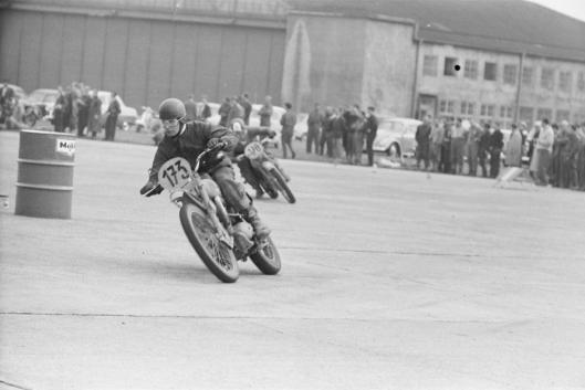 Photo - #173 Peter Rose BSA 250cc ISDT 1960 © Erwin Jelinek/Technisches Museum Wien