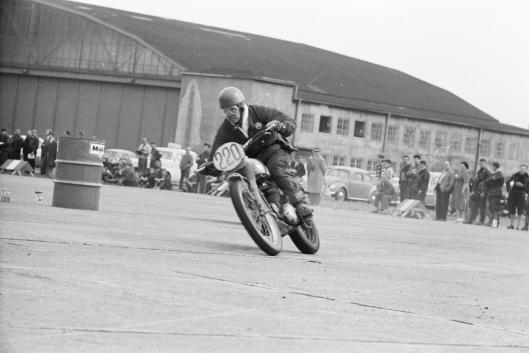 Photo - #220 AJ Rogan BSA 249cc ISDT 1960 © Erwin Jelinek/Technisches Museum Wien