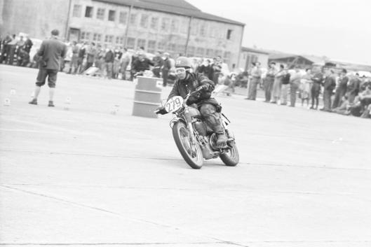 Photo - #279 Colin Moram AJS 497cc ISDT 1960 © Erwin Jelinek/Technisches Museum Wien