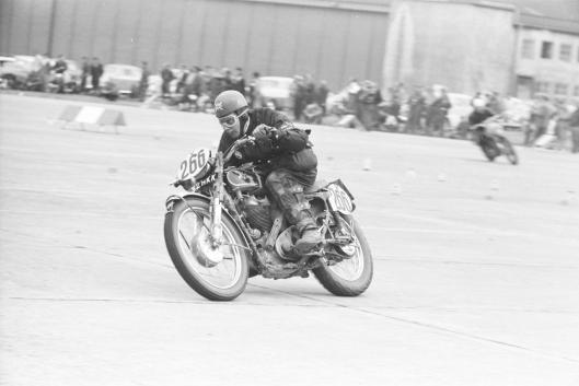 Photo - #266 M James Waller AJS 347cc ISDT 1960 © Erwin Jelinek/Technisches Museum Wien