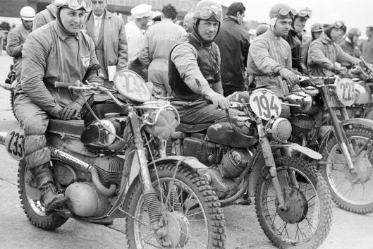 Photo - #223 Colin Broughton Jawa 248cc ISDT 1960 © Erwin Jelinek/Technisches Museum Wien