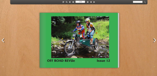 image - OFF ROAD REVUe issue 12 front cover