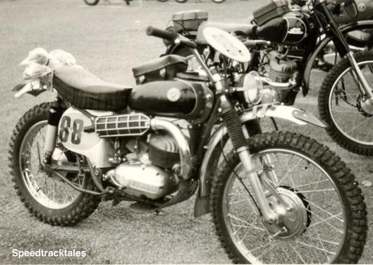 Bultaco 175 J Taylor USA