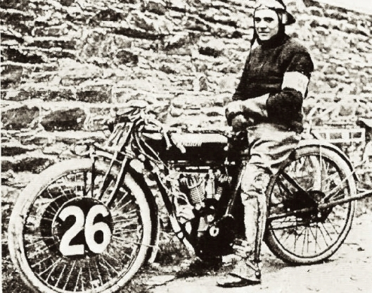 Oliver Godfrey 1911
