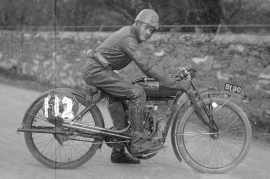 Oliver Godfrey 1914