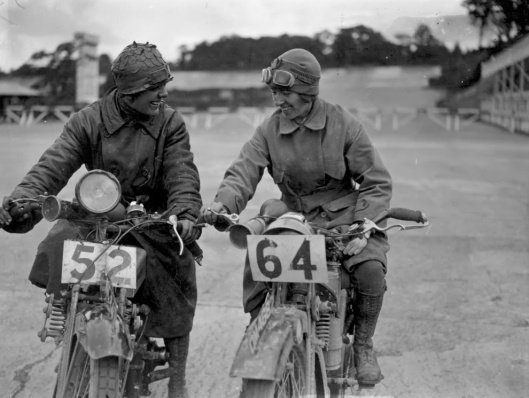 Vintage Photographs of Women and Motorcycles (21).jpg